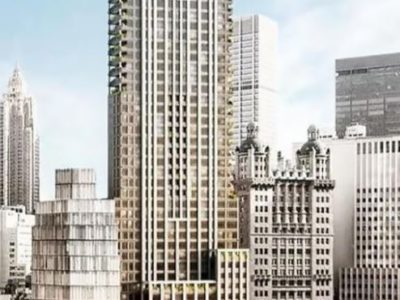 New York  Superstructure